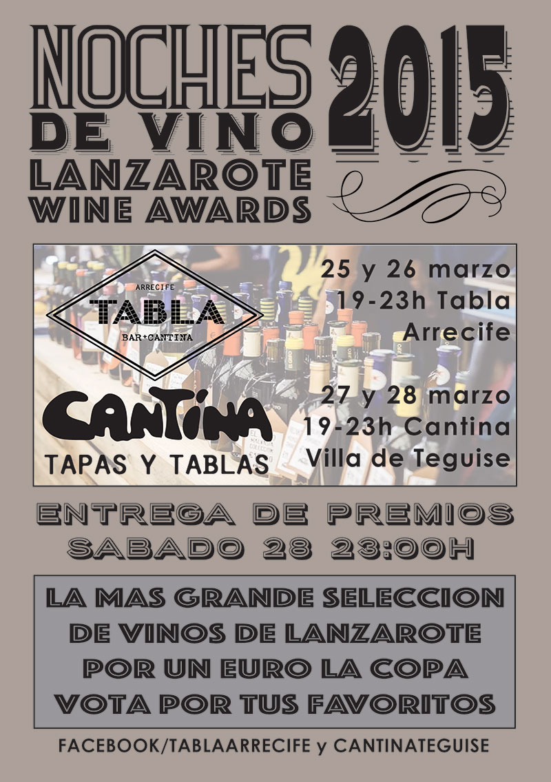 TABLA-CANTINA-WINE-AWARDS-2015-POSTER