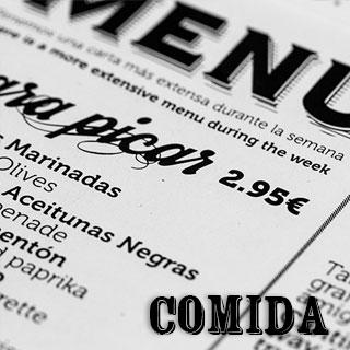 vea nuestra menu